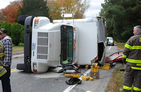 Accident in Tiverton leaves one in critical condition ...
