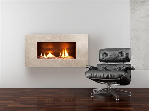 wall mounted gas fireplace gas fireplaces le air