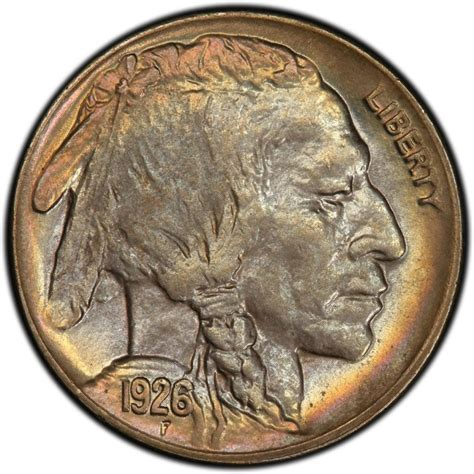 nickel values 1926 buffalo nickel values and prices past sales coinvalues com