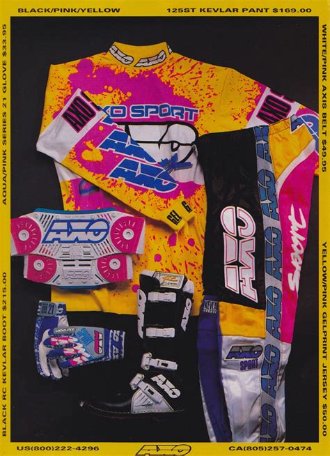 axo motocross gear here are some cool classic axo sport ads for your