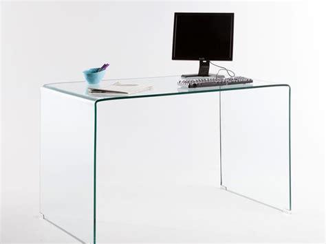 bureau design verre bureau design verre bureau massif lepolyglotte