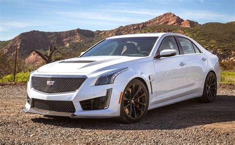 2019 Cadillac Ctsv New Release Yoautocar