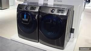 Seche Linge A Pas Cher : samsung d voile un lave linge addwash d 39 une capacit de 16 kg ~ Premium-room.com Idées de Décoration