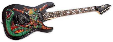 Skulls & Snakes  The Esp Guitar Company
