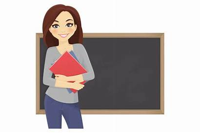Teacher Clipart Strong Classroom Transparent Education Tip