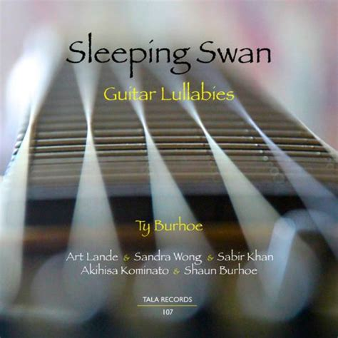 34066 bed time story ty burhoe sleeping swan guitar lullabies cd