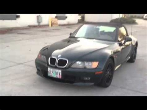 Bmw Z3 Modified Tastefully For Sale Cheap!!!! 5speed In