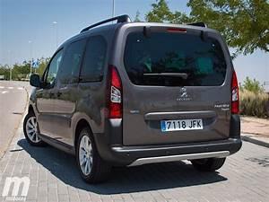 Peugeot Partner Tepee Versions : prueba peugeot partner tepee outdoor ~ Medecine-chirurgie-esthetiques.com Avis de Voitures