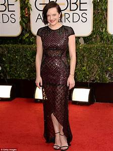 Elisabeth Moss wins Best Actress at Golden Globes for role ...