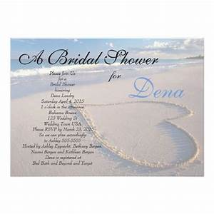 277 best beach bridal shower invitations images on With wedding shower invitations beach theme