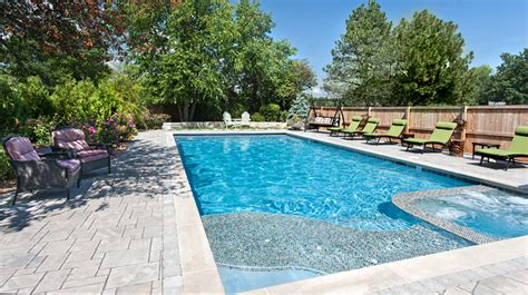 chicago pool  spa northbrook traditional pool