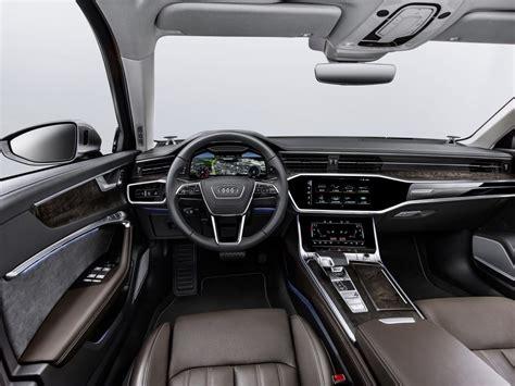 2019 Audi A6 Unveiled; Mildhybrid Technology, Striking
