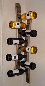 Buy Custom Hanging Corner Wine Racks Made From Barrel