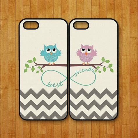 best friend iphone 5 cases iphone 5 case best friends owls couple case iphone 5s case Best