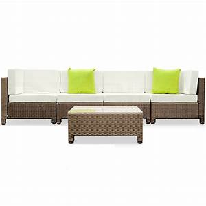 Rattan Lounge Set : gardeon 5pc sofa outdoor furniture set pe wicker rattan lounge setting pool bali ebay ~ Orissabook.com Haus und Dekorationen