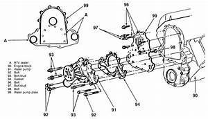 97 Chevy 1500 Engine Diagram
