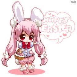 anime easter bunny greeting gif anime easter bunny greeting gifs anime easter bunny greeting