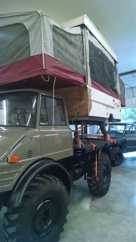 Unimog 406 Camper   IH8MUD Forum