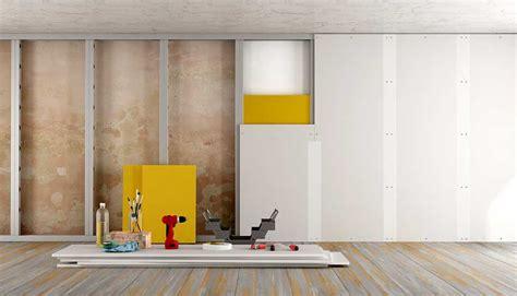 cuisine appartement matériaux pour monter une cloison