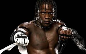 WWE Superstar R Truth Can Beat You In WWE 13 Or Black Ops