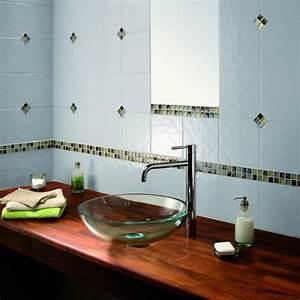 Vasque En Verre : vasque salle de bain encastrer ou poser ~ Premium-room.com Idées de Décoration