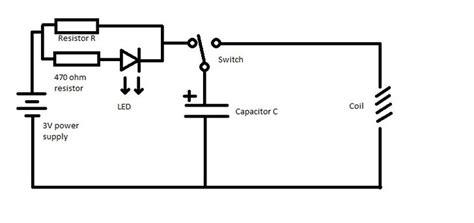 Electromagnetic Pulse Generator Circuit