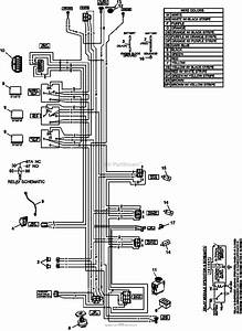 Bunton  Bobcat  Ryan 942509j Predator Pro 30hp Gen Lp W  61 Side Discharge Parts Diagram For