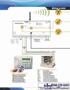 Dmp Xt30 Wiring Diagram