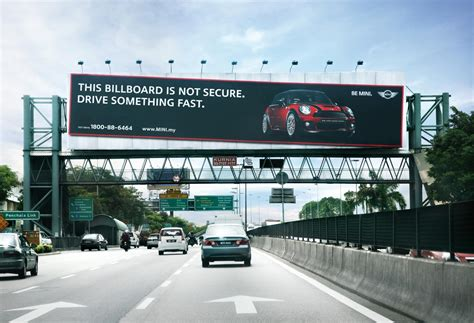 adeevee  selected creativity mini car loose billboard
