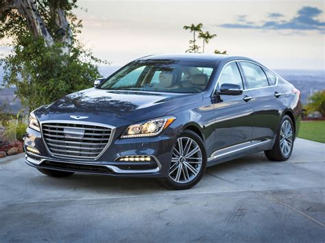 2018 Genesis G80 Sport Gets The G90's Twinturbocharged V6