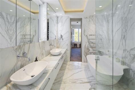 european marble centre bathroom
