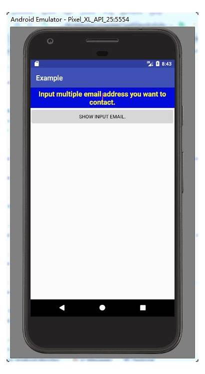Example Android Text Textview Autocomplete Complete Screen