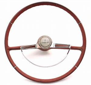 Steering Wheel 1964 Corvair