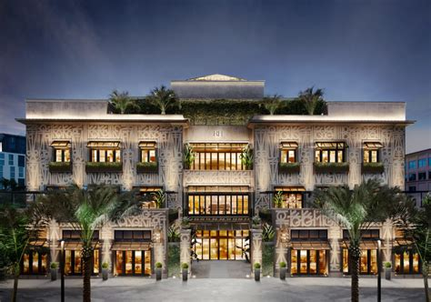 Retna Takes Over The New Restoration Hardware In Palm