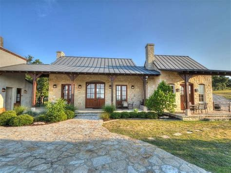 Texas Hill Country Home Design