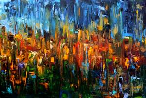 Acrylic Painting Ideas Beginners Abstract