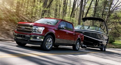 2018 Ford F-150 Power Stroke Diesel Offers A Class-leading