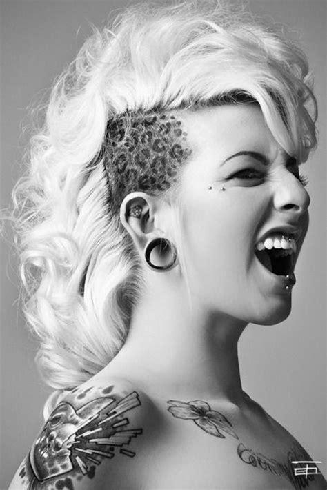 49 Insanily Cool Head Tattoos -DesignBump