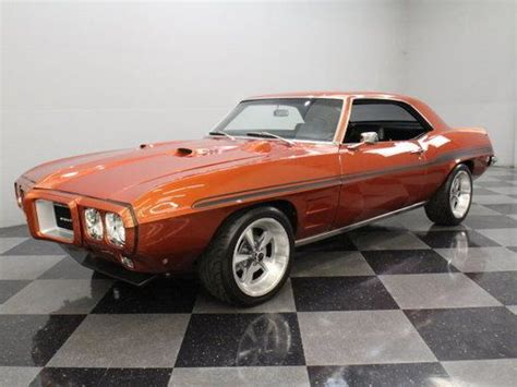 Sell Used Awesome Restomod Pontiac Power Cold