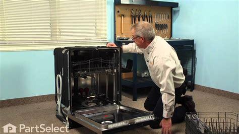 dishwasher repair replacing  heating element