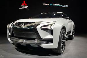 Mitsubishi e-Evolution concept – revealed in full Evo
