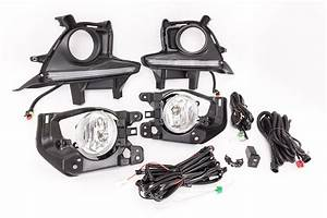 toyota highlander 2015 2016 led driving lights With toyota tundra fog lights lamps replacement kit with led switch ebay