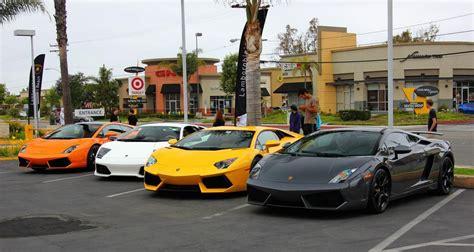 Lamborghini Newport Beach Supercar Show: Picture Special