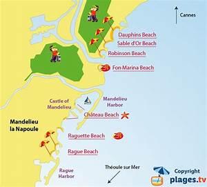 Mandelieu La Napoule : beaches in mandelieu la napoule france 06 seaside resort of mandelieu la napoule reviews ~ Medecine-chirurgie-esthetiques.com Avis de Voitures