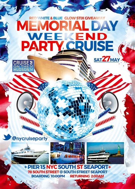 Boat Party Nyc Memorial Day Weekend by Serenity Yacht Nyc Memorial Day Weekend Party Cruise Nyc
