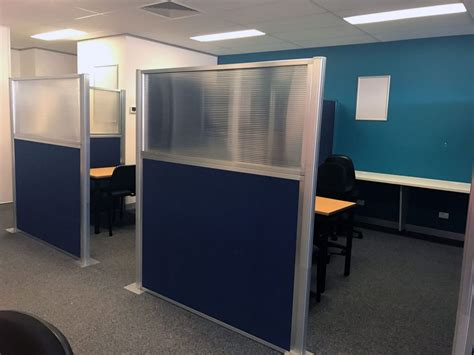 Office Space Dividers by Office Partitions And Dividers Portable Partitions Australia