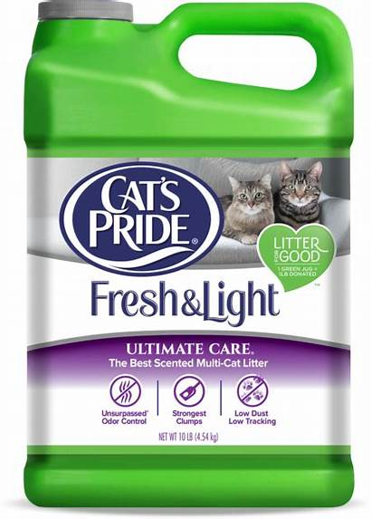 Fresh Unscented Ultimate Care Scented Hypoallergenic Pride