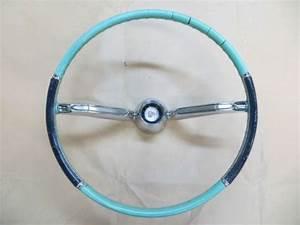 1960 Cadillac Steering Wheel Series 62  Deville  Eldorado  Fleetwood Center