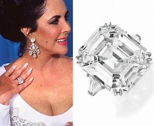The taylor burton diamond diamond source of virginia for Liz taylor wedding ring