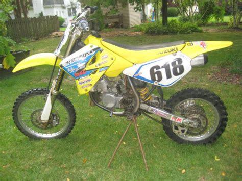Used Suzuki Dirt Bikes For Sale by Suzuki Rm 85 Dirt Bike For Sale On 2040motos